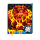 Molten Giant Card
