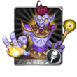 Troll Mage Card