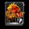 Fire Elemental Card