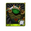 Orc Warrior Card