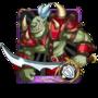 War Chief Rehk+ Card