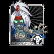 Troll Female Card