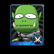 Rogue (R) Card