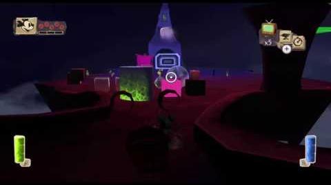 Epic Mickey Test Demo Levels Showcase