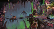 Epic Mickey concept art 5
