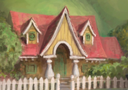 Mickey house concept