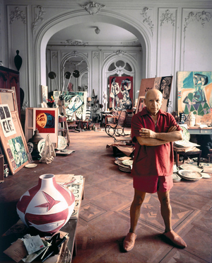 Pablo Picasso's Studio Based On