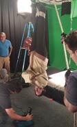 Tony Clark Behind the Scenes 3