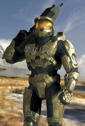Master Chief Based On