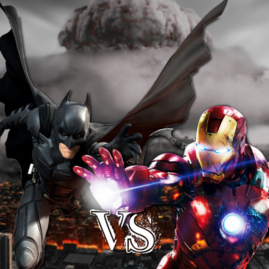 User blog:Iamthelegion/Batman vs Iron Man | Epic Rap ...