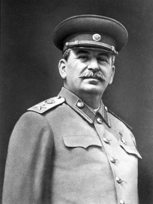Joseph Stalin Based On