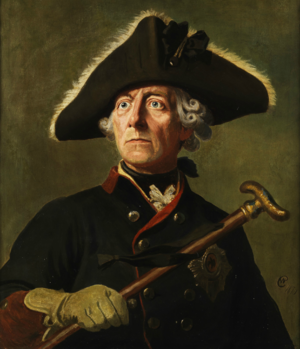 Frederick the Great Based On