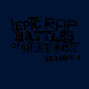 Epic Rap Battles of History Season 4 CD Cover