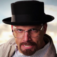 Walter White In Battle