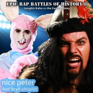 Genghis Khan vs Easter Bunny Alternative Cove