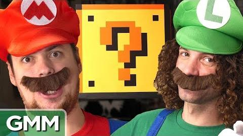 Super Mario Smash Block Challenge ft. Game Grumps-0