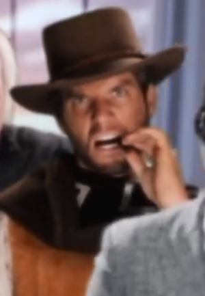 Clint Eastwood Cameo Frederick Douglass vs Thomas Jefferson