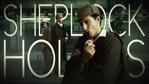Sherlock Holmes Title Card