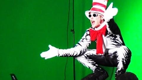 Dr. Seuss VS Shakespeare - Behind the Scenes.