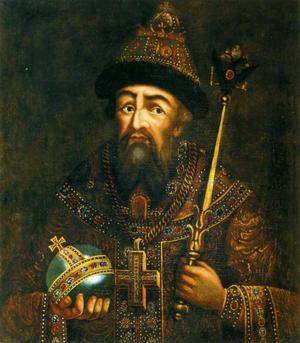 Ivan the Terrible Based On