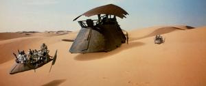 Tatooine Based On