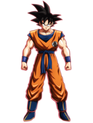 Goku Based On