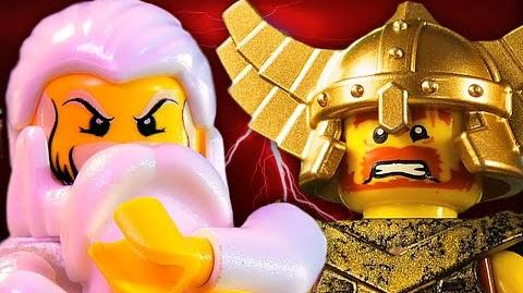 Zeus vs Thor. Epic Rap Battles of History Season 4