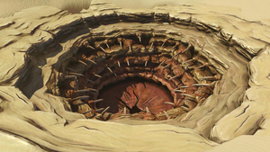 Sarlacc Based On