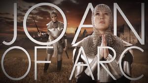 Joan of Arc Title Card