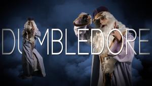 Dumbledore Title Card