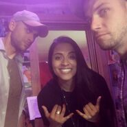Lilly Singh with ERB