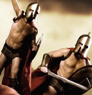 Spartans Cameo