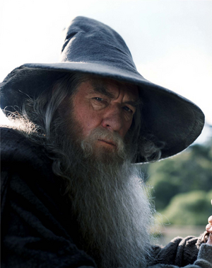 Gandalf the Grey Based On