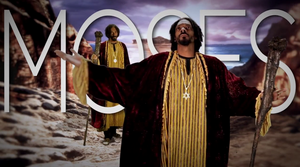 Moses Title Card