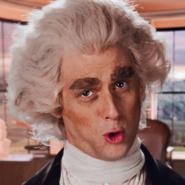 Thomas Jefferson In Battle