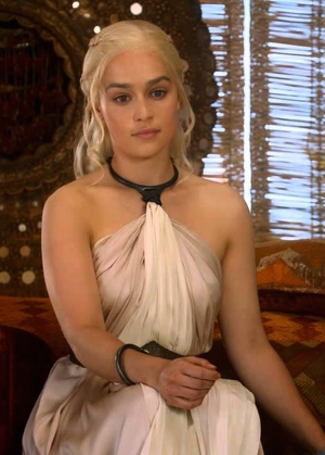 Daenerys Targaryen Based On