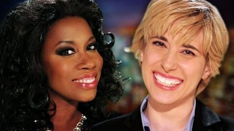 Oprah vs Ellen. Epic Rap Battles of History Season 4