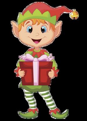 Christmas Elves Based On
