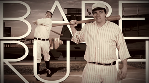 Babe Ruth Title Card