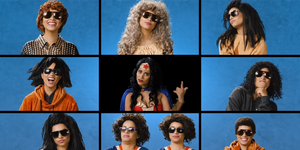 Stevie Wonder's Children Cameo