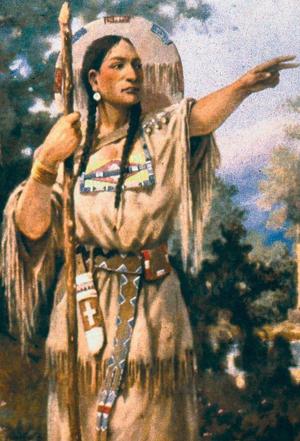 Sacagawea Based On