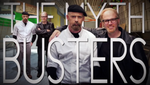 Mythbusters Title Card