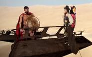 Leonidas, Fourth Doctor, Macho Man Randy Savage Cameo Hitler vs Vader 3