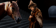 Ivan the Terrible Taunting Catherine the Great With A Horse