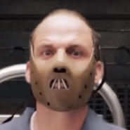 Hannibal Lecter Muzzle