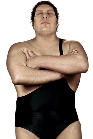 Andre the Giant Based On