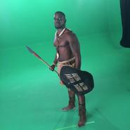 Klarity Zulu Warrior Early pic
