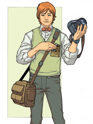 Jimmy Olsen Based On