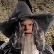 Gandalf the Grey in Battle