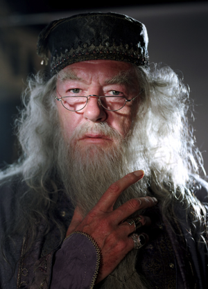 Dumbledore Based On
